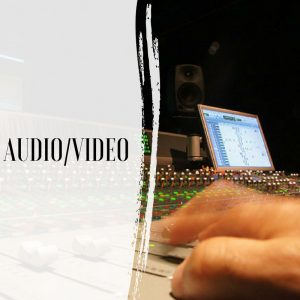 audio e video